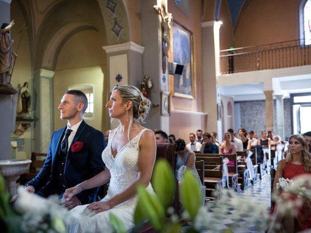 Le mariage de Yoann et Jessica à Le Rouret, Alpes-Maritimes 20