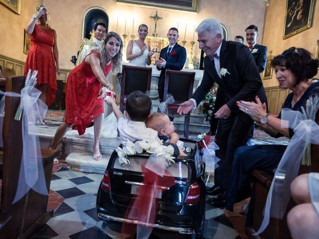 Le mariage de Yoann et Jessica à Le Rouret, Alpes-Maritimes 22