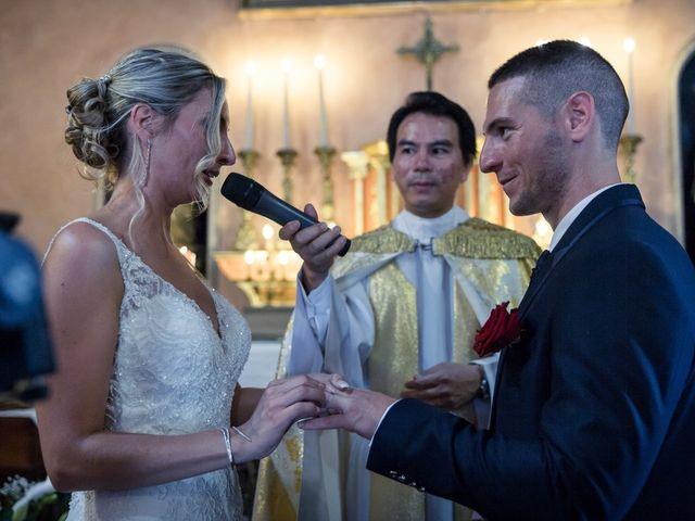 Le mariage de Yoann et Jessica à Le Rouret, Alpes-Maritimes 23