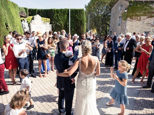 Le mariage de Yoann et Jessica à Le Rouret, Alpes-Maritimes 24