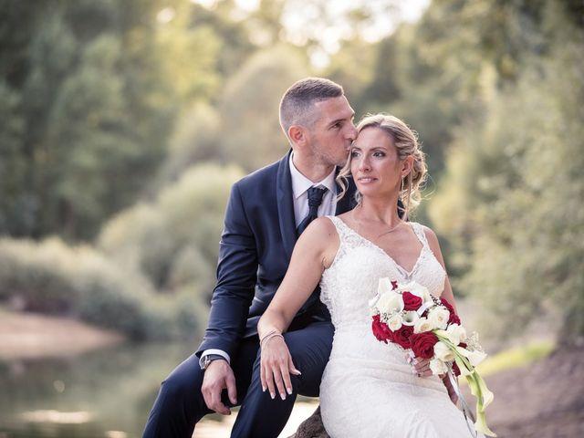 Le mariage de Yoann et Jessica à Le Rouret, Alpes-Maritimes 27