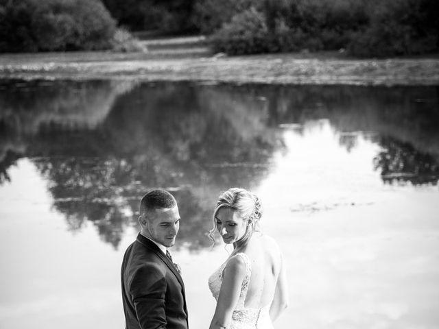 Le mariage de Yoann et Jessica à Le Rouret, Alpes-Maritimes 28