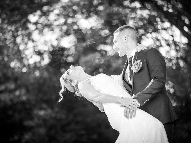 Le mariage de Yoann et Jessica à Le Rouret, Alpes-Maritimes 29