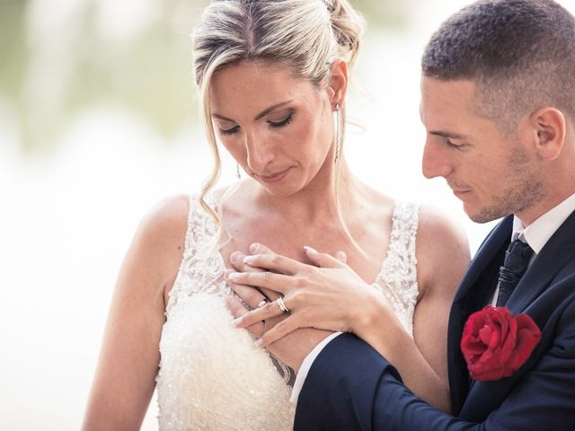 Le mariage de Yoann et Jessica à Le Rouret, Alpes-Maritimes 2