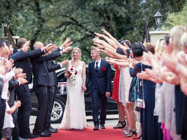 Le mariage de Yoann et Jessica à Le Rouret, Alpes-Maritimes 30