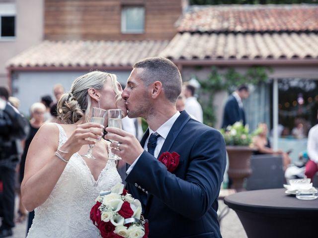 Le mariage de Yoann et Jessica à Le Rouret, Alpes-Maritimes 31