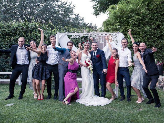 Le mariage de Yoann et Jessica à Le Rouret, Alpes-Maritimes 32