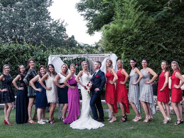 Le mariage de Yoann et Jessica à Le Rouret, Alpes-Maritimes 35