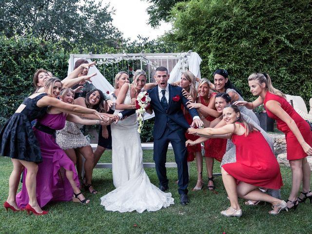 Le mariage de Yoann et Jessica à Le Rouret, Alpes-Maritimes 36
