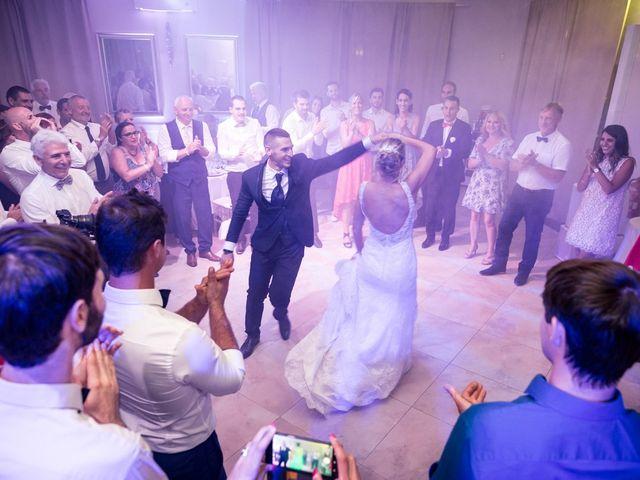 Le mariage de Yoann et Jessica à Le Rouret, Alpes-Maritimes 43