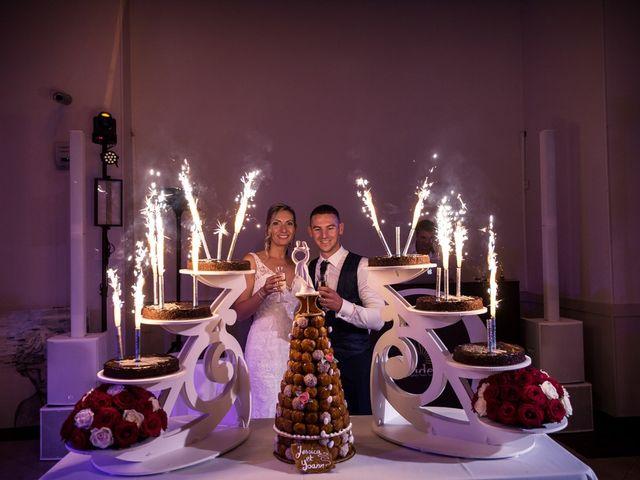Le mariage de Yoann et Jessica à Le Rouret, Alpes-Maritimes 48