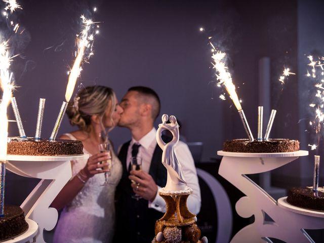 Le mariage de Yoann et Jessica à Le Rouret, Alpes-Maritimes 49
