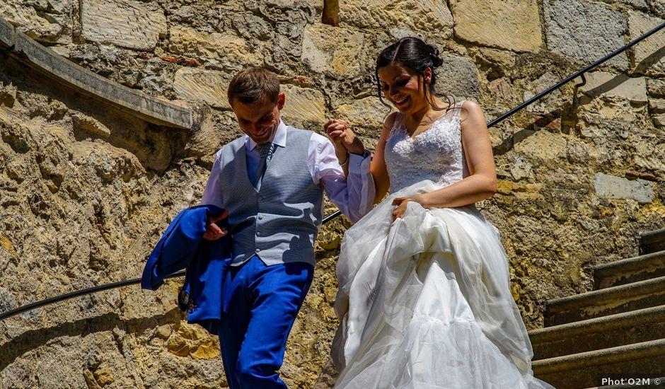 Le mariage de Nicolas et Murielle à Saint-Genis-Laval, Rhône