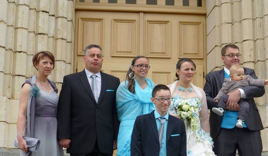 Le mariage de Jeremy et Amanda à Cerizay, Deux-Sèvres