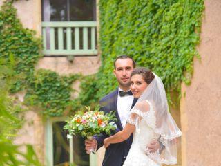 Le mariage de Berangere et Guillaume