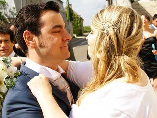 Le mariage de Gwladys et Vincent
