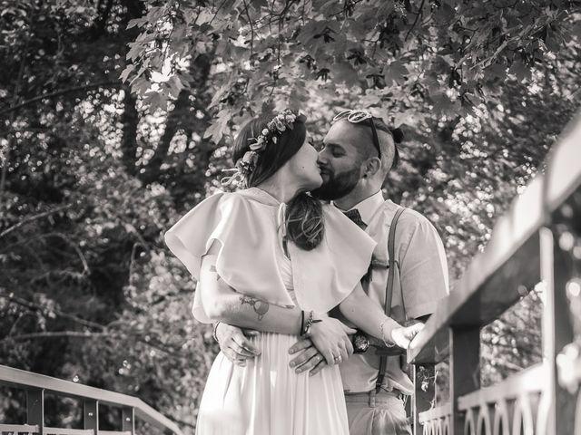 Le mariage de Chris  et Virginie à Piseux, Eure 4