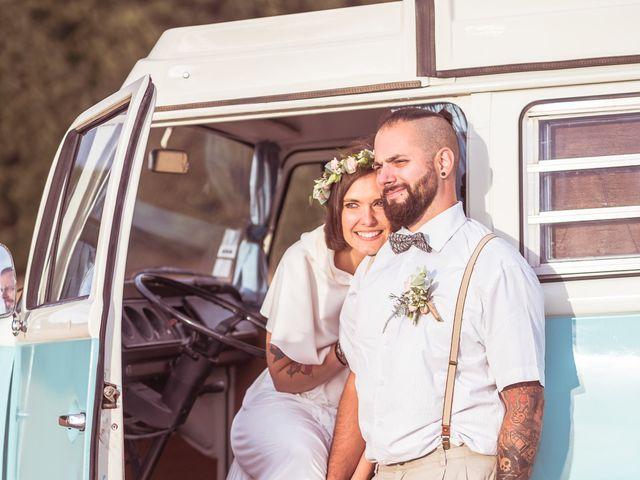 Le mariage de Chris  et Virginie à Piseux, Eure 5