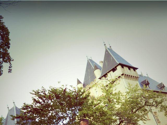 Le mariage de Jérémy et Adeline à Pont-d'Ain, Ain 3