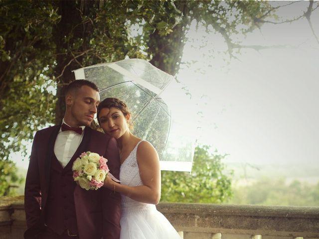 Le mariage de Jérémy et Adeline à Pont-d'Ain, Ain 5