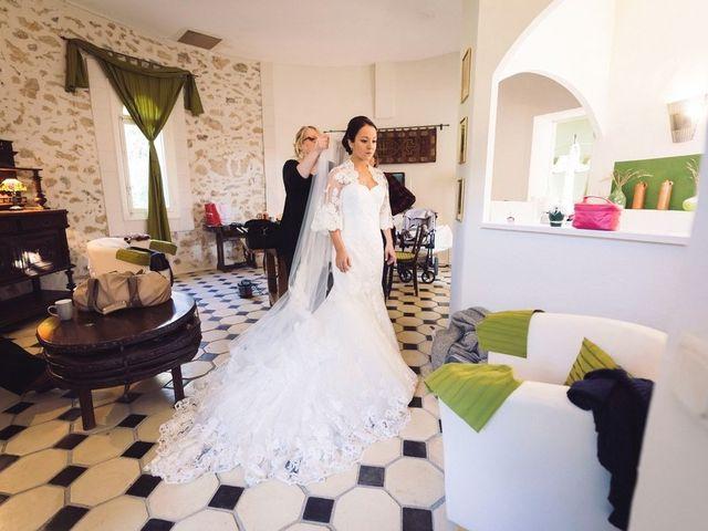 Le mariage de Adrien et Karen à Nébian, Hérault 6