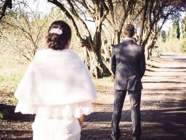 Le mariage de Adrien et Karen à Nébian, Hérault 11