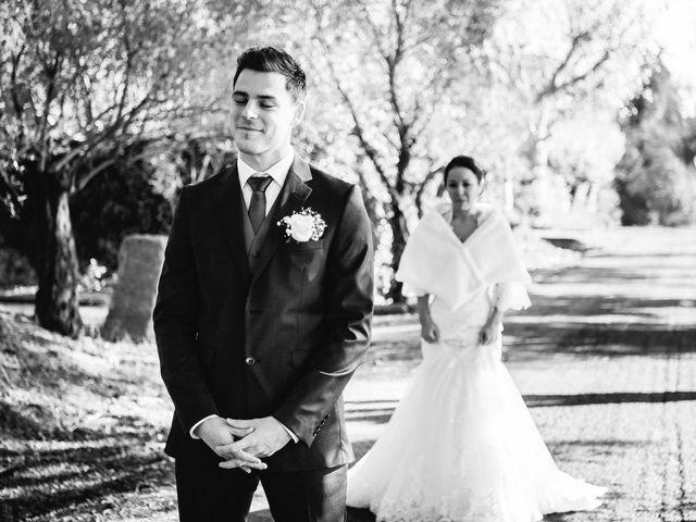 Le mariage de Adrien et Karen à Nébian, Hérault 12