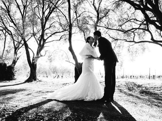 Le mariage de Adrien et Karen à Nébian, Hérault 17