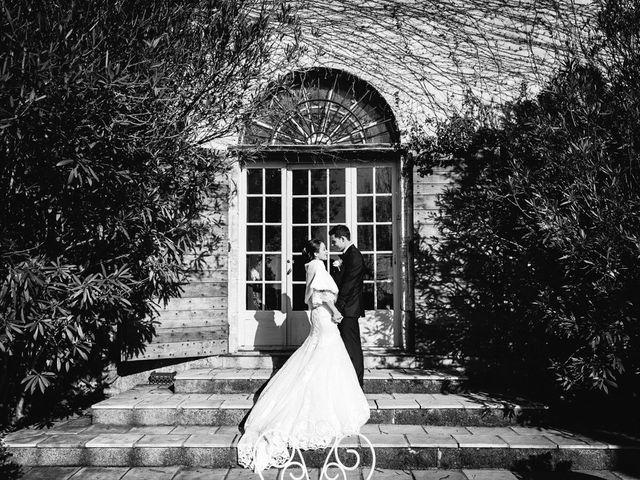 Le mariage de Adrien et Karen à Nébian, Hérault 29