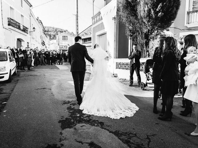 Le mariage de Adrien et Karen à Nébian, Hérault 30
