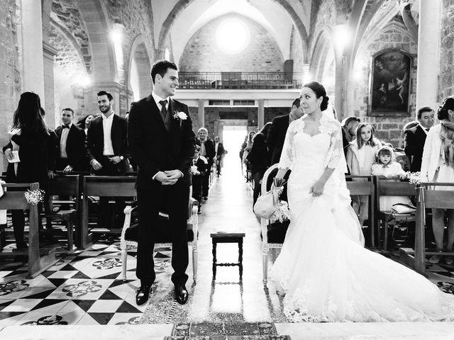 Le mariage de Adrien et Karen à Nébian, Hérault 58
