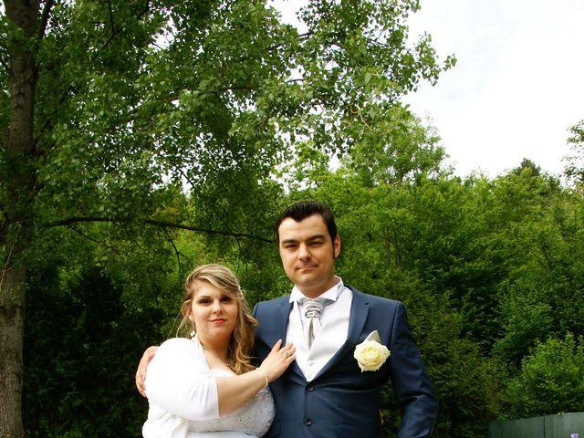 Le mariage de Vincent et Gwladys à Feigneux, Oise 9