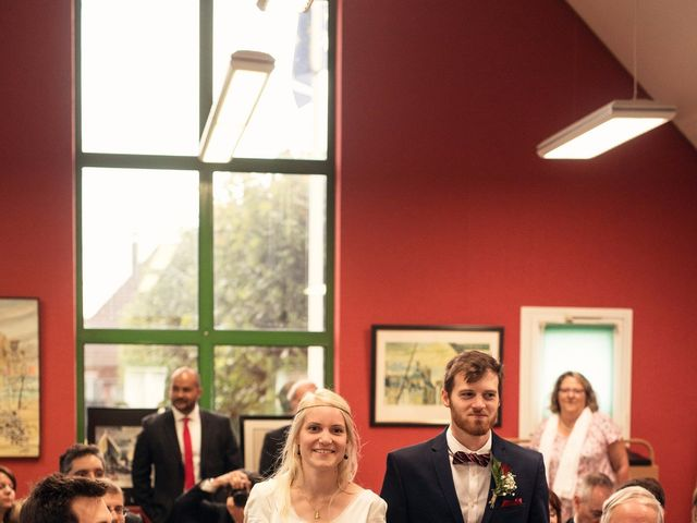 Le mariage de Etienne et Justine à Berneval-le-Grand, Seine-Maritime 3
