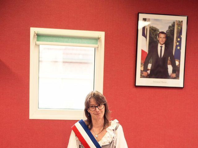 Le mariage de Etienne et Justine à Berneval-le-Grand, Seine-Maritime 4