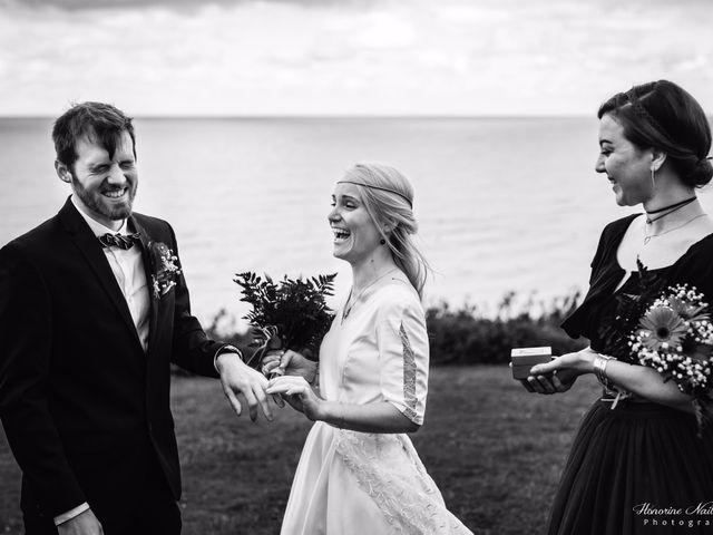 Le mariage de Etienne et Justine à Berneval-le-Grand, Seine-Maritime 16