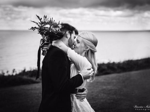 Le mariage de Etienne et Justine à Berneval-le-Grand, Seine-Maritime 17