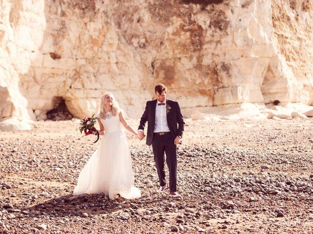 Le mariage de Justine et Etienne