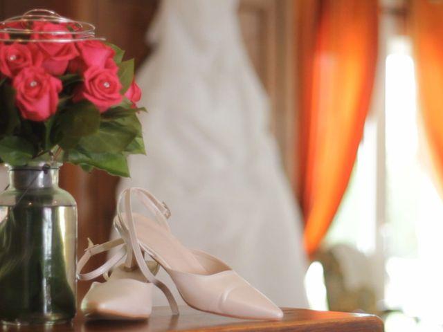 Le mariage de Nicolas et Severine à Santeny, Val-de-Marne 1