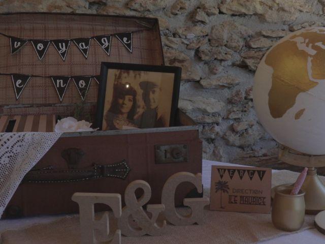 Le mariage de Gaëtan et Eloïse à Cabanac-et-Villagrains, Gironde 33