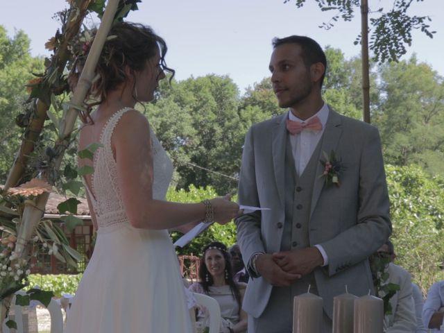Le mariage de Eloïse et Gaëtan