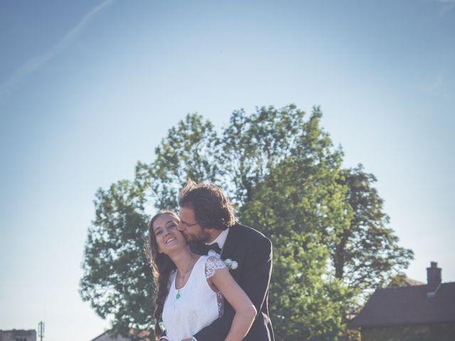 Le mariage de Charles et Marie à Trilbardou, Seine-et-Marne 9