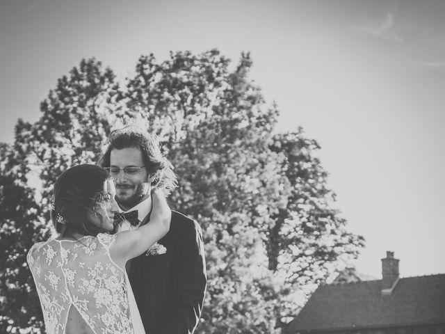 Le mariage de Charles et Marie à Trilbardou, Seine-et-Marne 10
