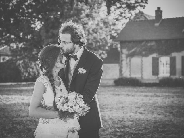 Le mariage de Charles et Marie à Trilbardou, Seine-et-Marne 12