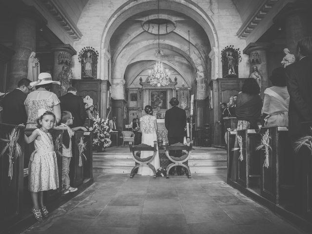 Le mariage de Charles et Marie à Trilbardou, Seine-et-Marne 21