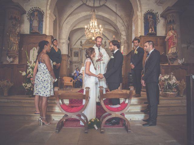 Le mariage de Charles et Marie à Trilbardou, Seine-et-Marne 23