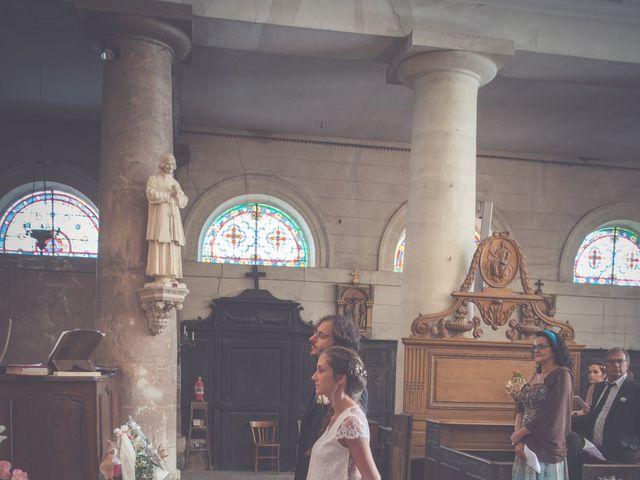 Le mariage de Charles et Marie à Trilbardou, Seine-et-Marne 28