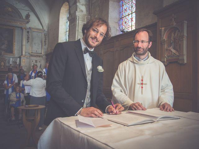 Le mariage de Charles et Marie à Trilbardou, Seine-et-Marne 30