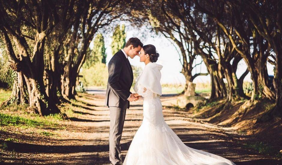 Le mariage de Adrien et Karen à Nébian, Hérault