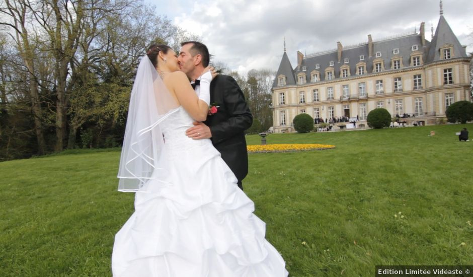 Le mariage de Nicolas et Severine à Santeny, Val-de-Marne