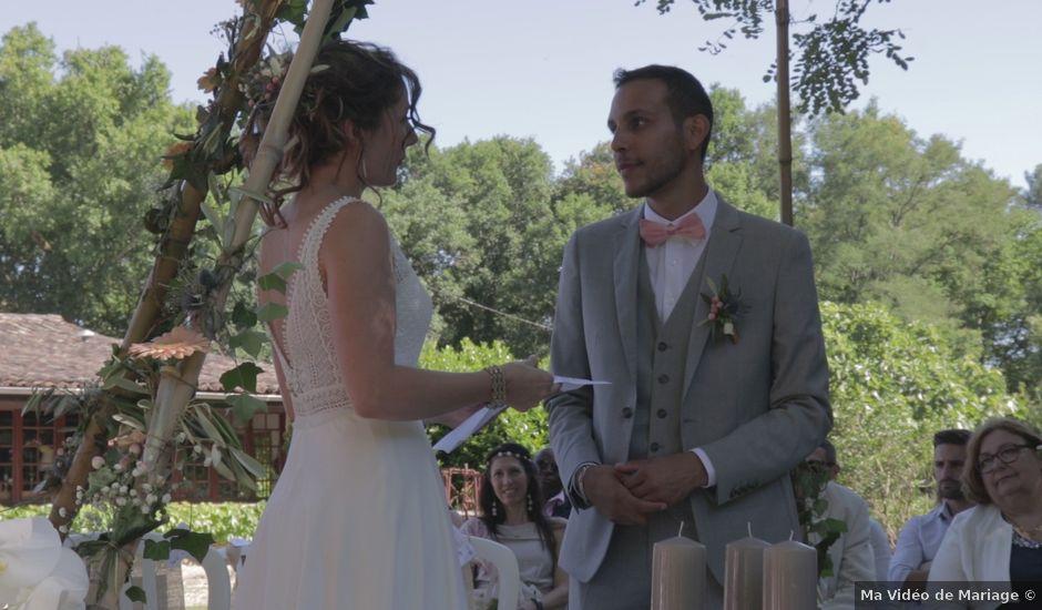 Le mariage de Gaëtan et Eloïse à Cabanac-et-Villagrains, Gironde